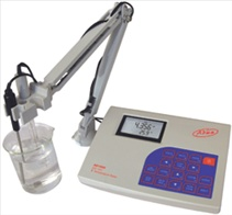 AD1200 Professional Multi-Parameter pH-ORP-ISE-TEMP Bench Meter with GLP