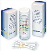 BIOCHEMISTRY STRIPS FOR URINE TESTING